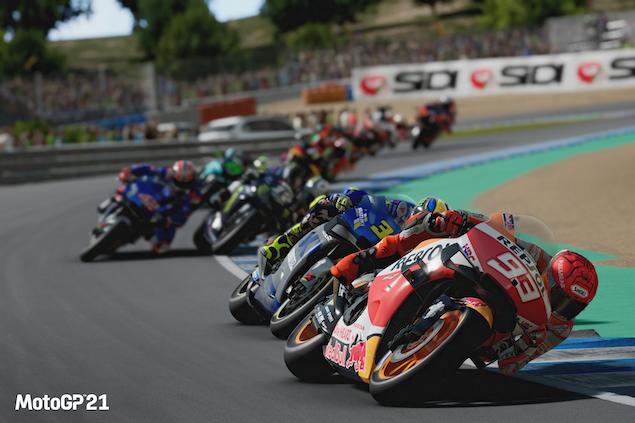 MotoGP 21: Videojuego nuevo se lanzará el 22 de abril (FOTO: MotoGP)