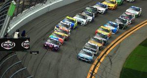 Accidente de 16 autos en Daytona deja fuera a Suárez (FOTO: NASCAR)