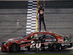 Christopher Bell, ganador nuevo en Copa (FOTO: Chris Graythen/NASCAR)