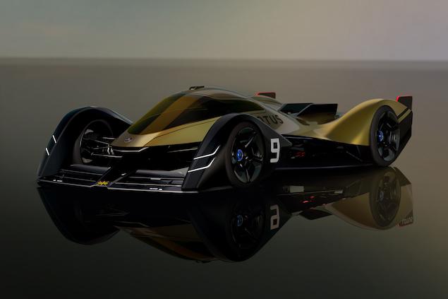 Lotus E-R9 (FOTO: Lotus Cars)