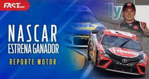 NASCAR Ganador FECHA 2-2021