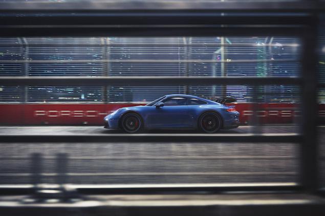 Su velocidad máxima es de 320 kph (FOTO: Porsche(