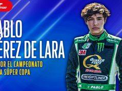 PABLO PÉREZ DE LARA