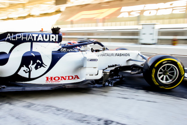 Honda dará motores nuevos a Red Bull/AlphaTauri en 2021 (FOTO: Peter Fox/Red Bull Content Pool)