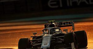 Williams realizó un Shakedown con el FW43B (FOTO:Williams Racing)