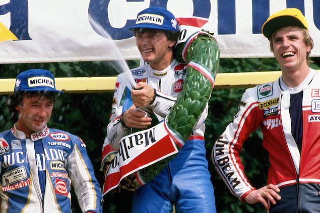 Fausto Gresini (FOTO: MotoGP)