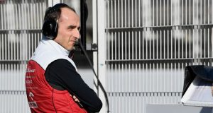 Kubica, a la European Le Mans (FOTO: Alfa Romeo Racing)