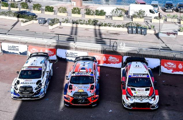 WRC: Toyota, Hyundai y Ford estarán en era híbrida (FOTO: M-Sport)