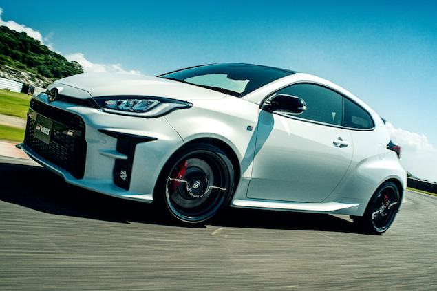 Toyota confirma llegada de GR Yaris a México (FOTO: Toyota México)