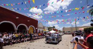 Presentación oficial del Rally Maya México 2021