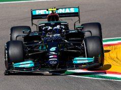 F1 Imola: Bottas encabeza 1-2 de Mercedes en PL1 (FOTO: Mercedes AMG F1)