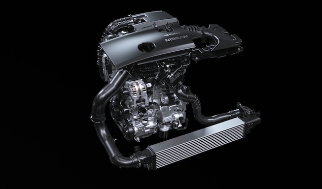 El motor VC-Turbo ofrece 248 HP (FOTO: Nissan Mexicana)