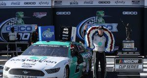 Keselowski retoma camino ganador en Talladega (FOTO: Sean Gardner/NASCAR Media)