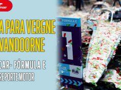 NASCAR Martinsville y FE en Roma