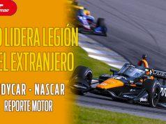O'WARD lidera legión en el extranjero - REPORTE MOTOR