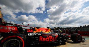 Max Verstappen (FOTO: Mark Thompson/Red Bull Content Pool)