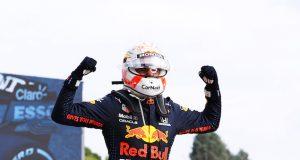 Max Verstappen gana GP de Italia-Emilia Romagna (FOTO: Bryn Lennon/Red Bull Content Pool)