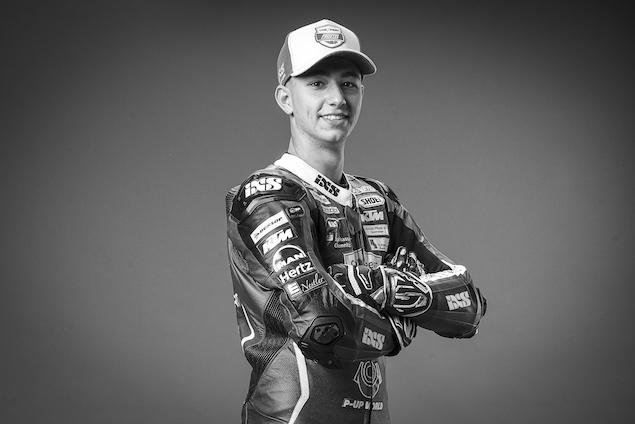 Moto3: Jason Dupasquier fallece por heridas en accidente