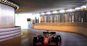 Jueves en Mónaco: Leclerc lidera 1-2 de Ferrari (FOTO: Scuderia Ferrari Press Office)