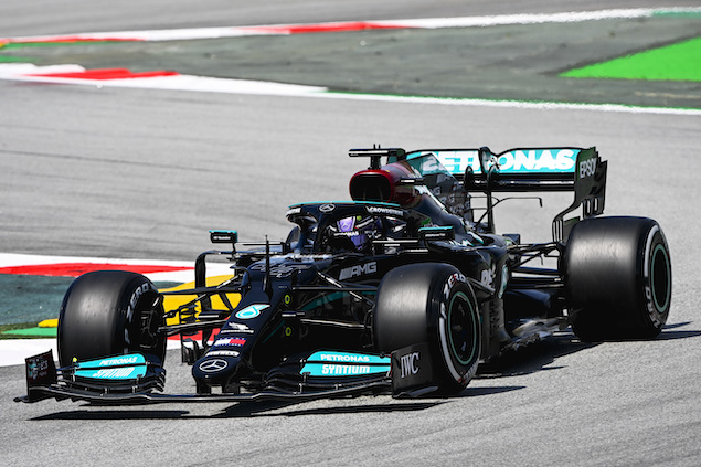 F1 España: Hamilton, el más veloz en 1-2 de Mercedes (FOTO: Pirelli)