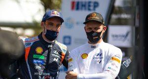 Tänak y Neuville refirman con Hyundai por varios años (FOTO: Dufour Fabien/Hyundai Motorsport GmbH)