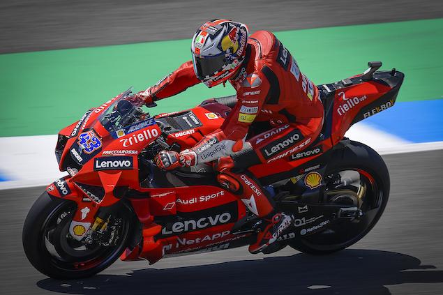 Jack Miller gana GP de España en 1-2 de Ducati (FOTO: MotoGP)