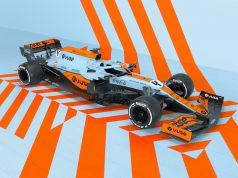 McLaren X Gulf (FOTO: McLaren F1)