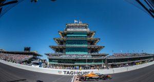 Pato O'Ward, cuarto en Indy 500 (FOTO: IndyCar)
