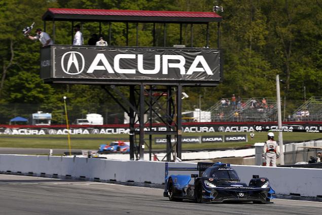 IMSA: Acura y BMW se alzan con la victoria en Mid-Ohio (FOTO: Acura)