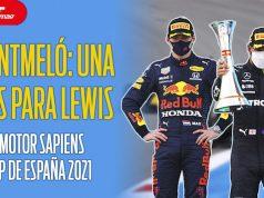 Hamilton gana España; ¿se acaba la paciencia con Checo?