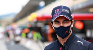 "Pérez rumbo a España: ""Debemos ser competitivos y luchar por la victoria"" (FOTO: Mark Thompson/Red Bull Content Pool)"