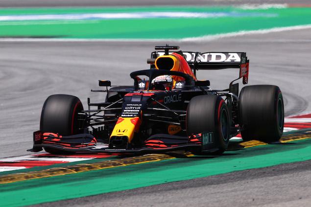 PL3 en España: Verstappen fue el más rápido (FOTO: Lars Baron/Red Bull Content Pool)