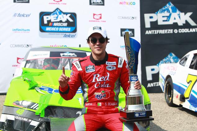De Alba gana en final dramático en Chiapas (FOTO: Sidral Aga Racing Team)