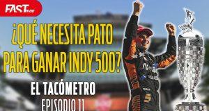 PATO O'WARD: ¿Qué necesita para ganar Indy 500?