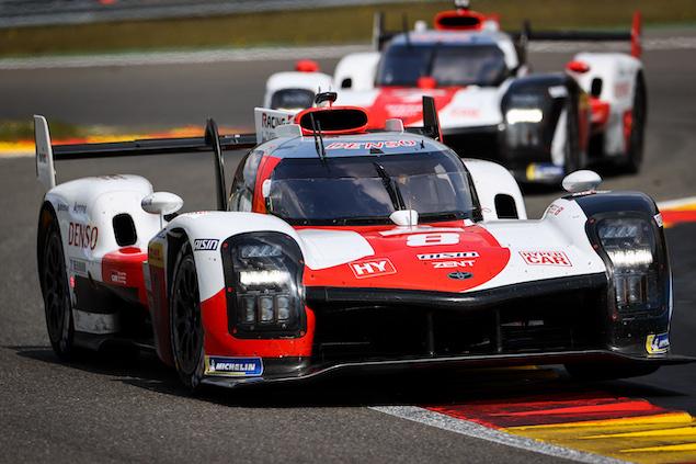 6h de Spa: Toyota gana en debut de Hiperautos (FOTO: TOYOTA GAZOO Racing)
