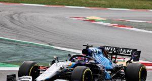 """Russell: """"El auto se sintió mejor que nunca"""" en GP de España (FOTO: Williams Racing)"""