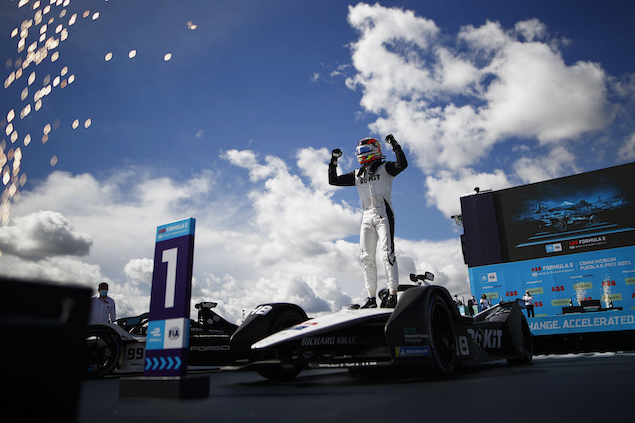 ePrix de Puebla: Edoardo Mortara domina fecha dominical (FOTO: Fórmula E)
