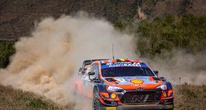 WRC Kenia, Día 2: Neuville se acerca al triunfo (FOTO: Hyundai Motorsport GmbH)