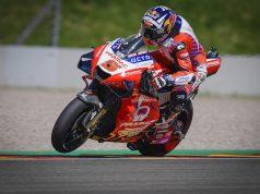 Zarco, PP en Alemania (FOTO: MotoGP)