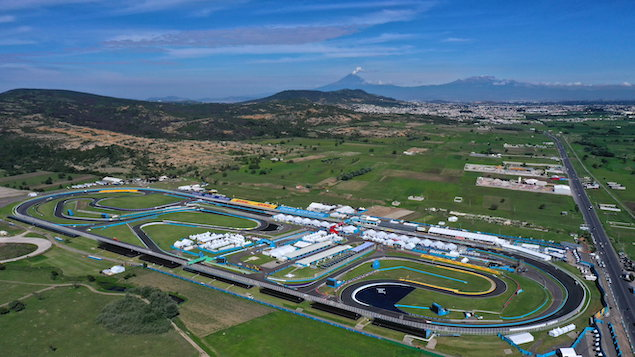 Viene el ePrix de Puebla (FOTO: Sam Bagnall/FIA Formula E)