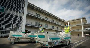 Hospital COVID en AHR dejará de operar el 15 de julio