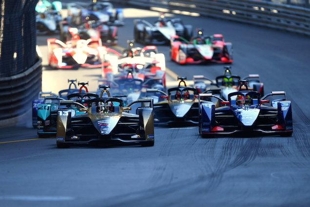 Da Costa ganó en Mónaco, la fecha más reciente, y Frijns tomó el liderato general (FOTO: Simon Galloway/Formula E)