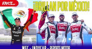 ¡Triunfos de O'Ward y González! - REPORTE MOTOR