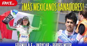 Victorias de mexicanos Sulaimán y Carrasquedo - REPORTE MOTOR