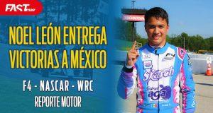 NOEL LEON extiende racha ganadora de México en el extranjero - REPORTE MOTOR Ep. 44