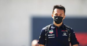 "Horner: ""Albon nos ayudó a mejorar en Mónaco"" (FOTO: Mark Thompson/Red Bull Content Pool)"
