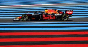 Max Verstappen, el más rápido del día en Paul Ricard (FOTO: Rudy Carezzevoli/Red Bull Content Pool)
