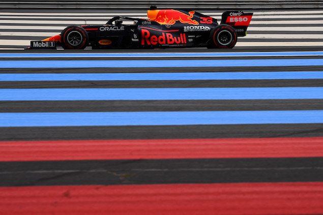 GP de Francia: Verstappen domina PL3, Pérez en 4º lugar (FOTO: Rudy Carezzevoli/Red Bull Content Pool)