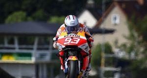 Márquez vuelve a la victoria en MotoGP, mantiene invicto en Sachsenring (FOTO: Red Bull Content Pool)
