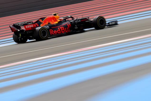 Mercedes destaca papel de Pérez en GP de Francia (FOTO: Clive Rose/Red Bull Content Pool)
